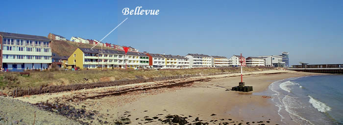 Bellevue Helgoland